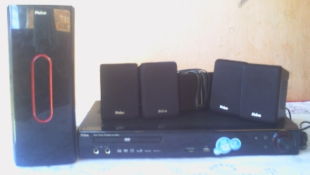 Home theater PHT660N