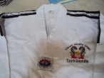 Roupa infanto-juvenil para Taekwondo