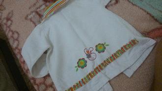 Casaquinho de Bebê Malwee