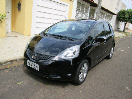 Vendo Honda New Fit 210/2010
