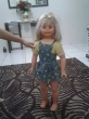 Boneca om mais de 1mt de altura