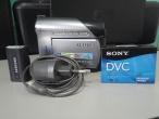 Câmera Filmadora Samsung Mini DV sd 371