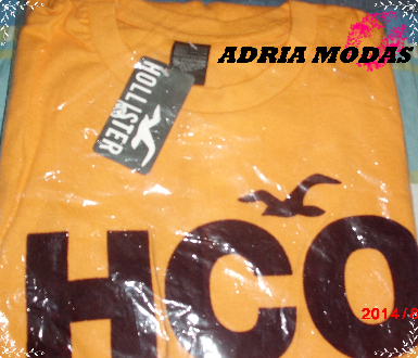 Camisetas Hollister* Quiksilver* Pronta Entrega!!!!!!!!!