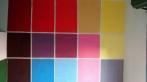 Textura e Grafiato coloridos
