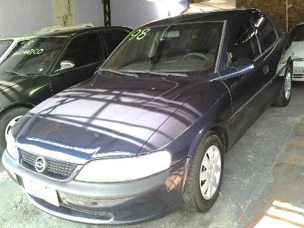 GM Vectra Gl 2.0 Gasolina 4P Manual Completo