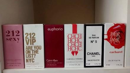 86142e5b15d Perfumes Importados 50 ml em Marília SP Vender Comprar Perfumes ...