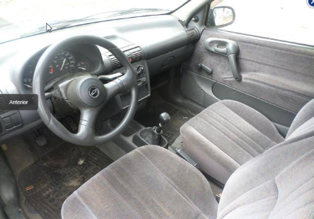 CHEVROLET CORSA 1.6 MPFI GL 8V GASOLINA 2P MANUAL 1996