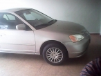 Hond civic sedan lx 1.7 2003