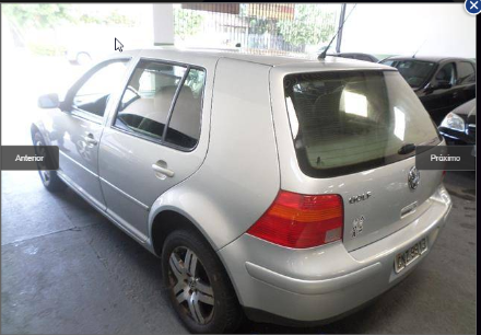 VOLKSWAGEN GOLF 2004 2.0 MI 8V GASOLINA 4P MANUAL