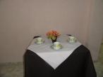 Locação de toalhas de mesa para eventos