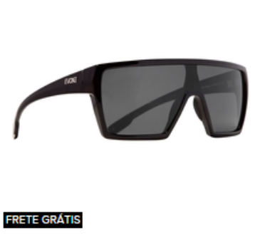 ca86a94169cd7 ÓCULOS EVOKE BIONIC ALFA BLACK THERMO ZEBRA SHINE GRAY TOTAL em ...