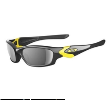 d77b2aced7256 ÓCULOS OAKLEY LIVESTRONG STRAIGHT JACKET POLISHED BLACK - BLACK IRIDIUM