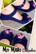 Sapato boneca com saltinho
