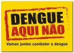Todos contra a dengue. Limpeza de calhas e caixas d` água em geral!