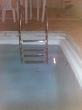 Escada de piscina
