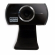 C3 Tech Webcam 12 MegaPixels USB Plug & Play Full HD 1080P WB-411 Preta