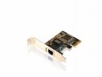 Comtac Placa de Rede Gigabite PCI Express x1 Low Profile 10/100/1000 - 9208