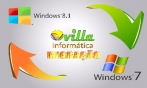 Migração do Windows com 2 anos antivírus Eset Nod 32