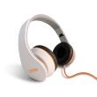 Oex Headphone Sense Dobrável HP-100 com Microfone Branco