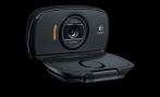 Webcam Logitech HD 720p C525 720p Rotação 360