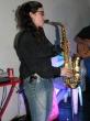 Apresentação saxofone ao vivo