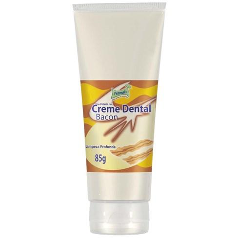 Creme Dental Petmais de Bacon - 85gr