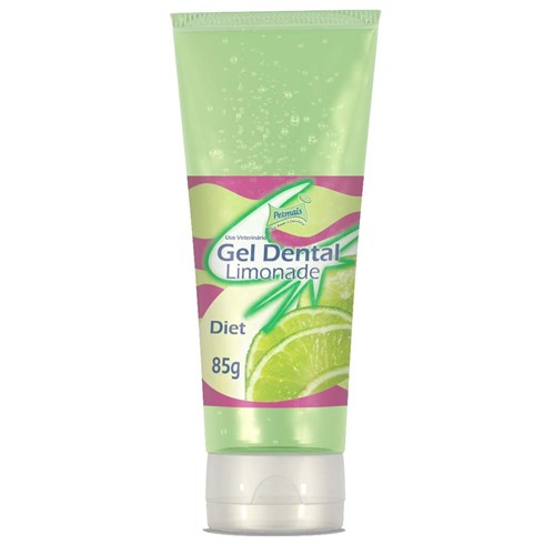 Gel Dental Petmais Diet Limonade - 85gr