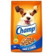 Ração Champ Carne e Cereais - 1kg