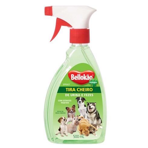 Tira Cheiro Belokão de Urina e Fezes Spray Tira Cheiro Belokão Ecológico de Urina e Fezes Spray - 500ml