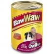 Ração Baw Waw em Lata para Cães Patê de Ovelha - 280 g