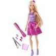 Barbie Luzes Coloridas Mattel CFN47 056928