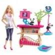 Barbie Mattel Tratadora de Pandas CGH89 5154904