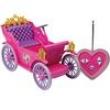 Carro de Controle Remoto Candide Princesas Carruagem Mágica