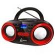 CD Player Lenoxx BD - 129 com MP3, Entrada USB, Entrada Auxiliar e Rádio FM 5 W