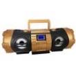 CD Player Lenoxx BD - 1500 com MP3, Bluetooth, Entrada USB, Entrada Auxiliar e Rádio FM 100 W