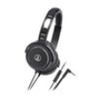Fones Solid Bass ATH - WS55iBK - Audio - Technica