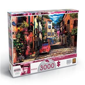 Grow - Quebra Cabeça 3000 Peças Rua Florida 03201