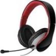 Headset Dobrável 40 mm Preto / Vermelho Edifier