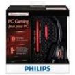 Headset Gamer Philips Driver 40mm SHG7210 / 10 Preto / Vermelho