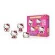 Hello Kitty - Quebra Cabeça Progressivo Brincadeira De Criança 3172