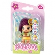 Mini Boneca Pinypon - Ruiva - Multikids