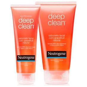 Neutrogena Deep Clean Grapefruit Sabonete Facial 7116737