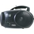 Rádio Boombox Britânia BS - 83 USB, MP3, Aux, Rádio FM, 3.4W RMS - Preto