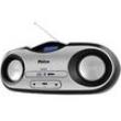 Rádio Boombox Pb329Bt 56 - 603 - 106 Philco Prata / Preto