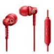 Fone de Ouvido Intra Auricular SHE8105RD Vermelho - Philips