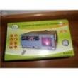 Mini Radio Digital Am / Fm Com Entrada Sd / Pen Drive Caixa De Som Stereo Com Controle Remoto E Digital