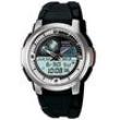 Relógio Masculino Anadigi Casio AQF - 102W - 7BV - Preto branco