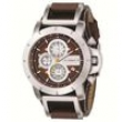 Relógio Masculino Analógico Fossil FJR1157Z - Marrom