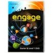Engage Starter - Level 1 DVD - Oxford 2528098 - 9780194537520