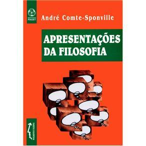 Livro - Filosofia e Pensamento - Apresentações da Filosofia - 9789727714414